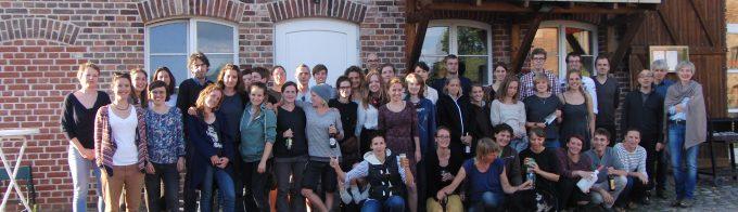 Gruppenforo: Sommerakademie 2016