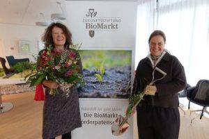 Gewinnerin_BioMarktPatenschaft 2017_Foto dennree
