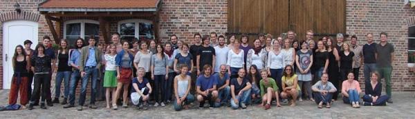 Gruppenfoto-Sommerakademie-2014